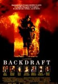 Affiche de Backdraft