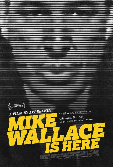 Mike Wallace Is Here : Affiche