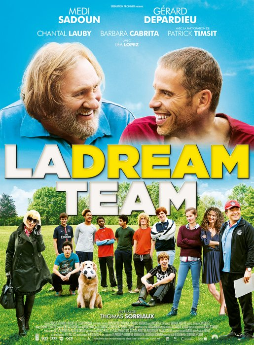 La Dream Team : Affiche