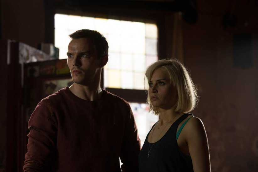 No Way Out : Photo Felicity Jones, Nicholas Hoult