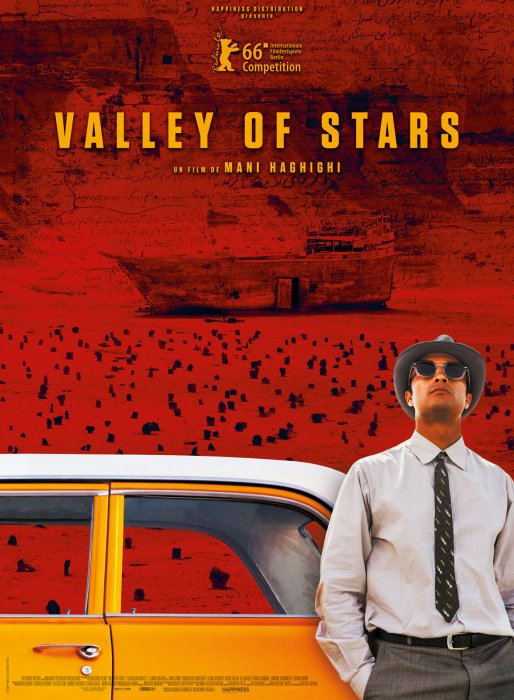 Valley of Stars : Affiche