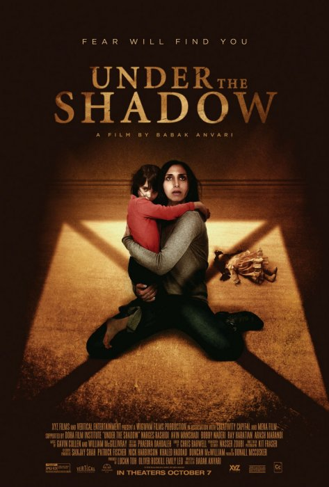 Under The Shadow : Affiche