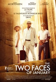 Affiche de The Two Faces of January