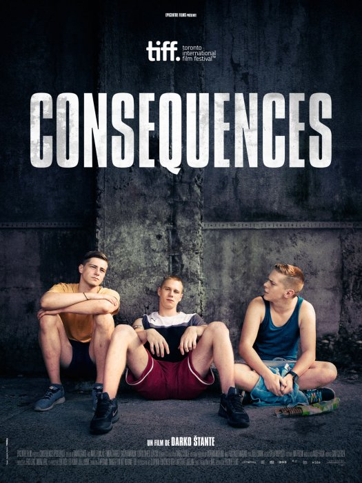 Consequences : Affiche