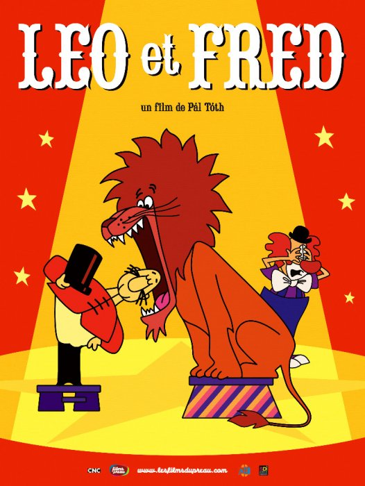 Leo et Fred : Affiche