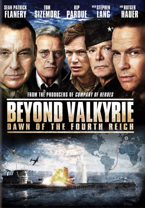Beyond Valkyrie: Dawn of the 4th Reich : Affiche