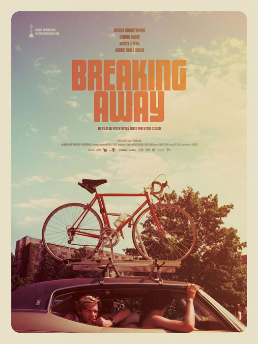 Breaking Away : Affiche