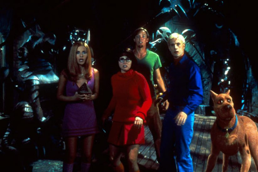 Scooby-Doo : Photo Matthew Lillard, Sarah Michelle Gellar