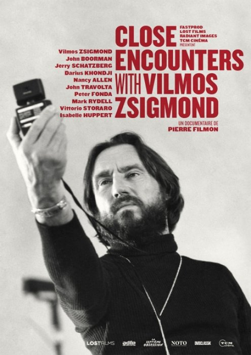 Close Encounters with Vilmos Zsigmond : Affiche