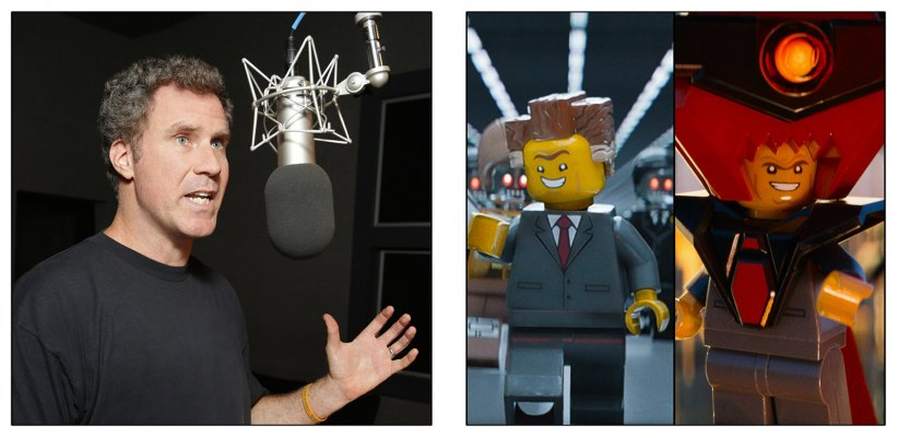 La Grande Aventure Lego : Photo Will Ferrell
