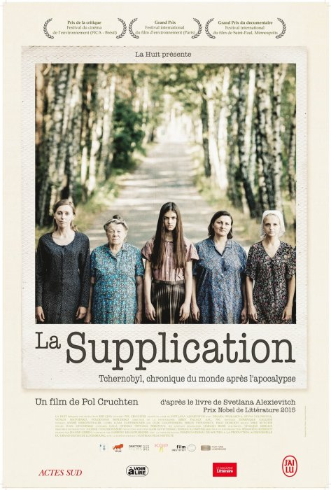 La Supplication : Affiche