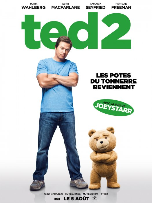 Ted 2 : Affiche