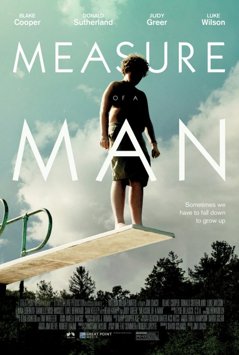 Measure of a Man : Affiche