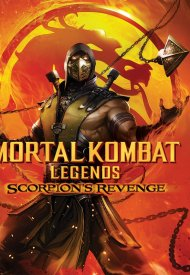 Affiche de Mortal Kombat Legends : Scorpion's Revenge