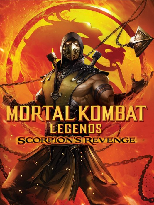 Mortal Kombat Legends : Scorpion's Revenge : Affiche