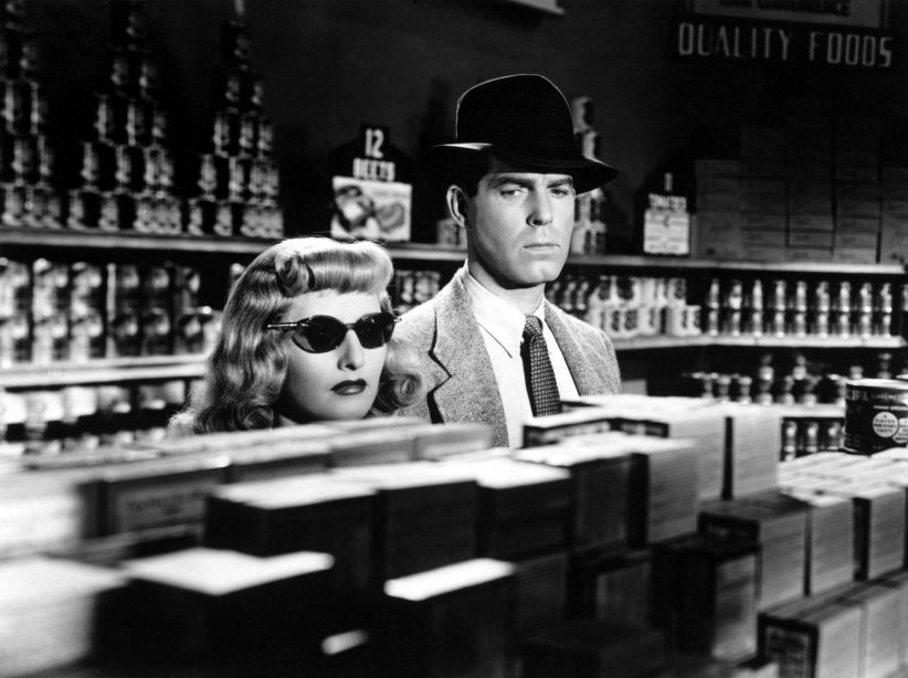 Assurance sur la mort : Photo Barbara Stanwyck, Fred MacMurray