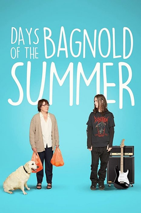Days of the Bagnold Summer : Affiche