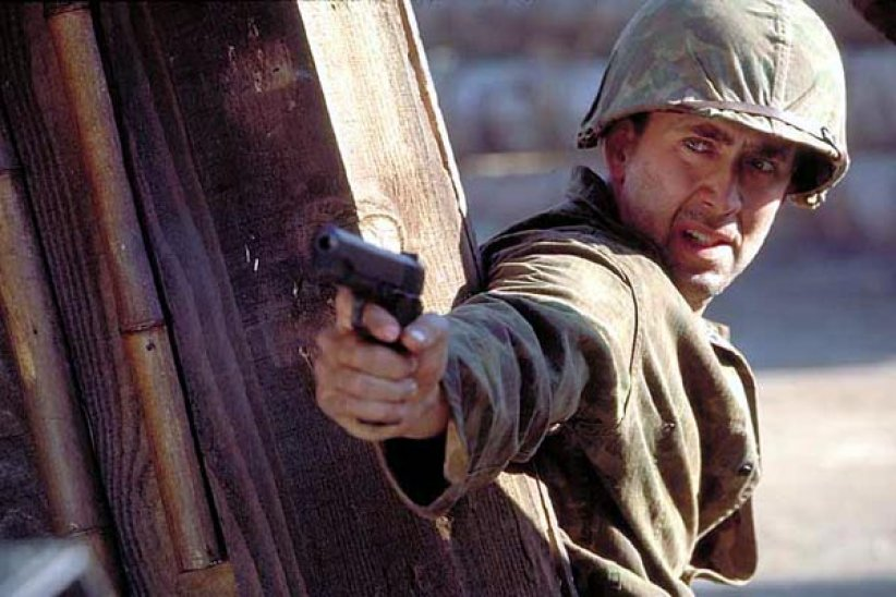 Windtalkers, les messagers du vent : Photo Nicolas Cage