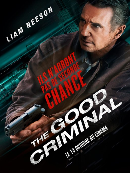 The Good criminal : Affiche