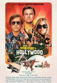 Affiche de Once Upon a Time... in Hollywood