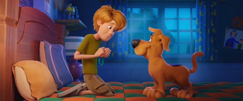 Scooby ! : Photo