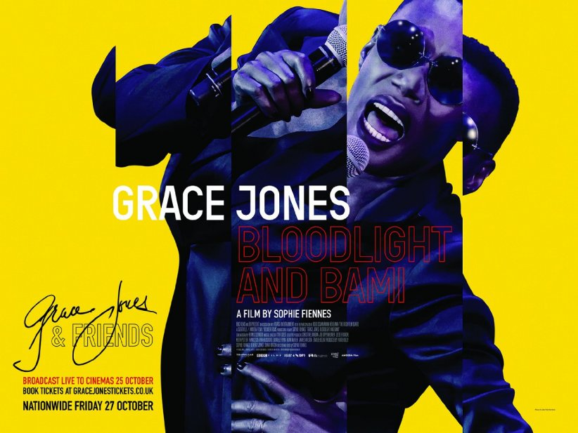 Grace Jones: Bloodlight and Bami : Affiche