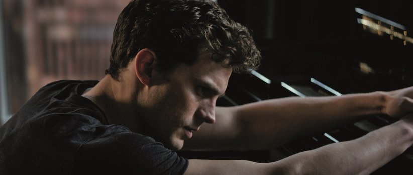 Cinquante Nuances de Grey : Photo Jamie Dornan