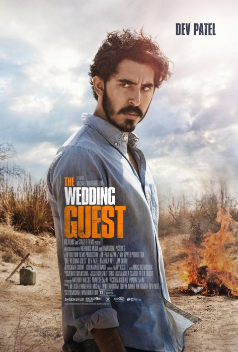 The Wedding Guest : Affiche