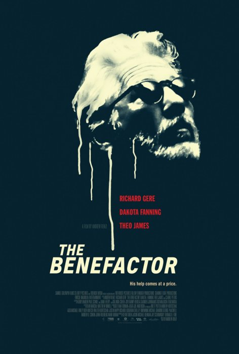 The Benefactor : Affiche