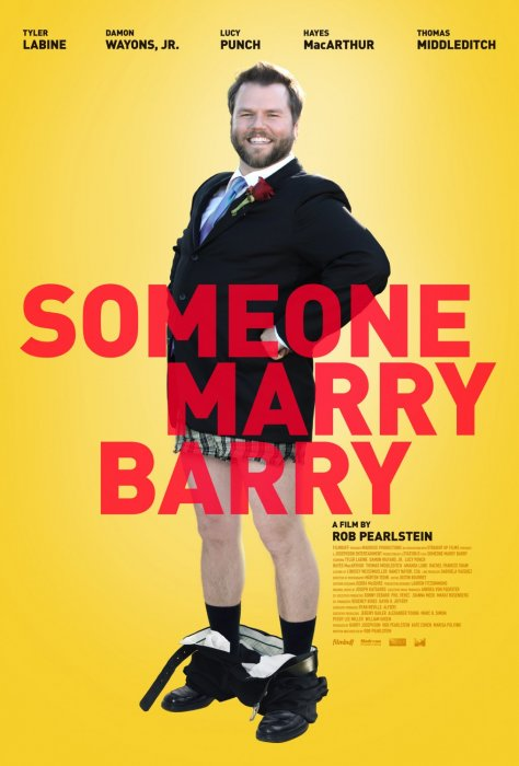 Someone Marry Barry : Affiche