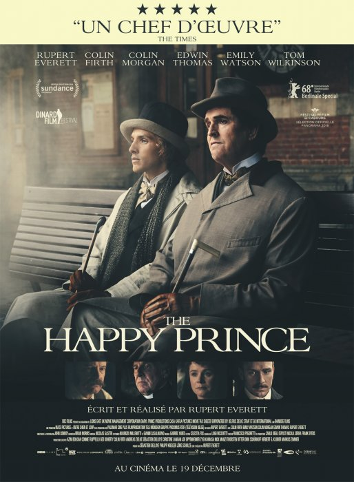 The Happy Prince : Affiche