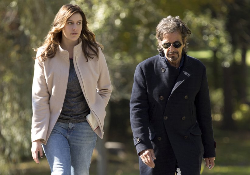En toute humilité - The Humbling : Photo Al Pacino, Greta Gerwig