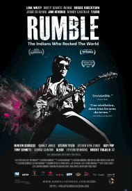 Affiche de Rumble: The Indians Who Rocked The World