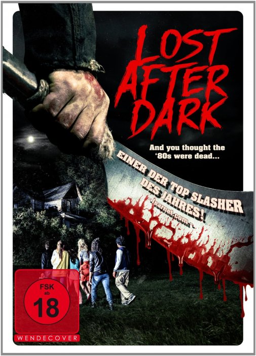 Lost After Dark : Affiche