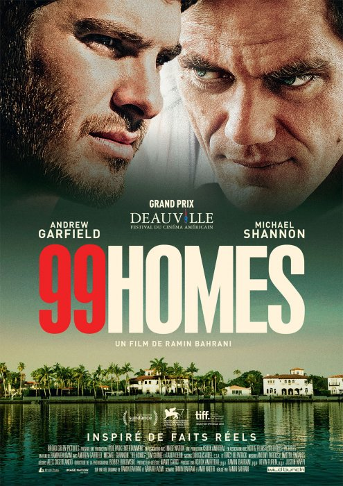 99 Homes : Affiche