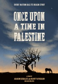 Affiche de Once Upon a Time in Palestine