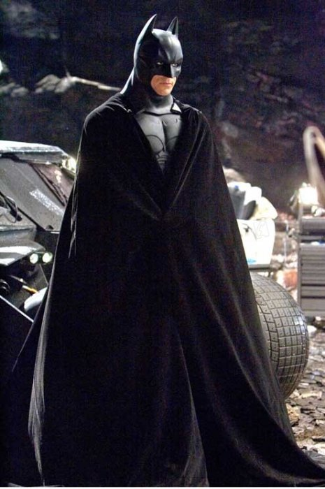 Batman Begins : Photo Christian Bale