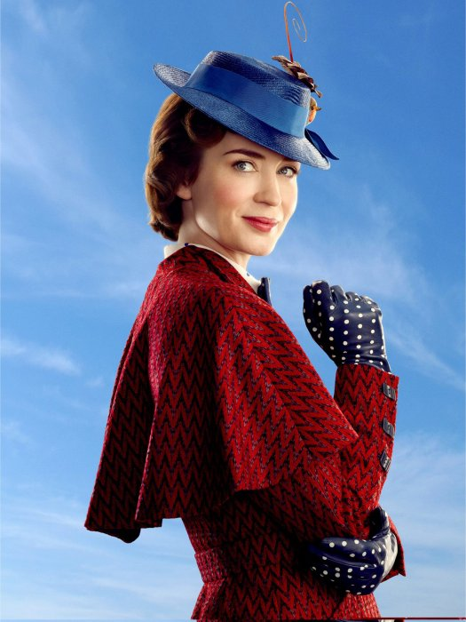Le Retour de Mary Poppins : Photo promotionnelle
