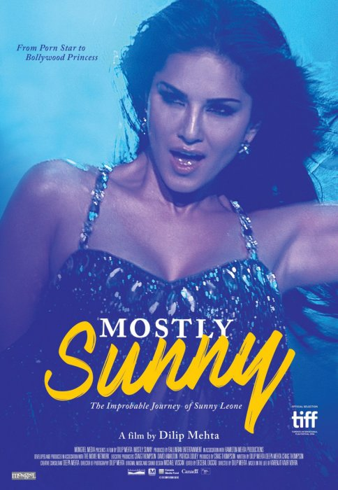 Mostly Sunny : Affiche