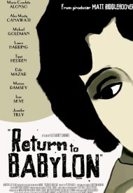 Affiche de Return to Babylon