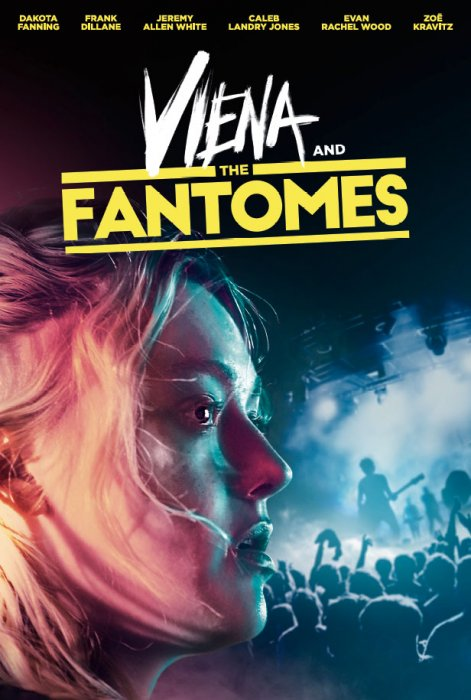 Viena and the Fantomes : Affiche