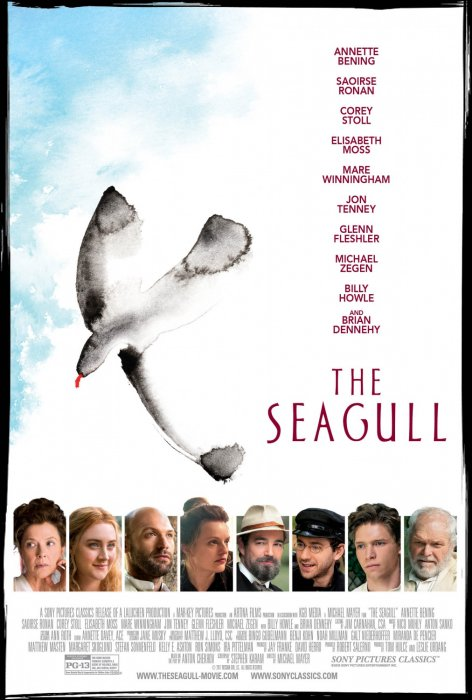 The Seagull : Affiche