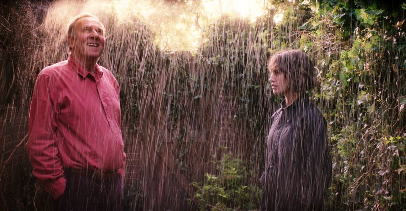 Le Merveilleux Jardin Secret de Bella Brown : Photo Jessica Brown Findlay, Tom Wilkinson