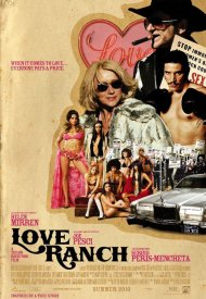 Affiche de Love Ranch