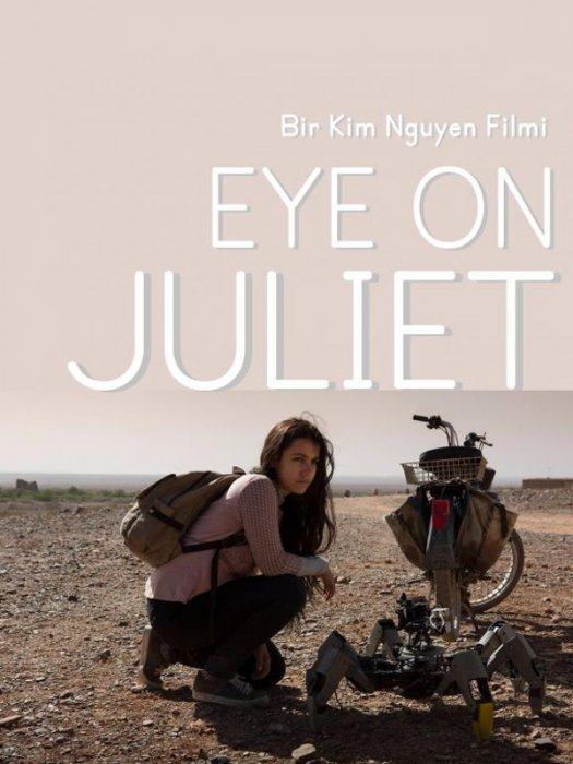 Eye On Juliet : Affiche