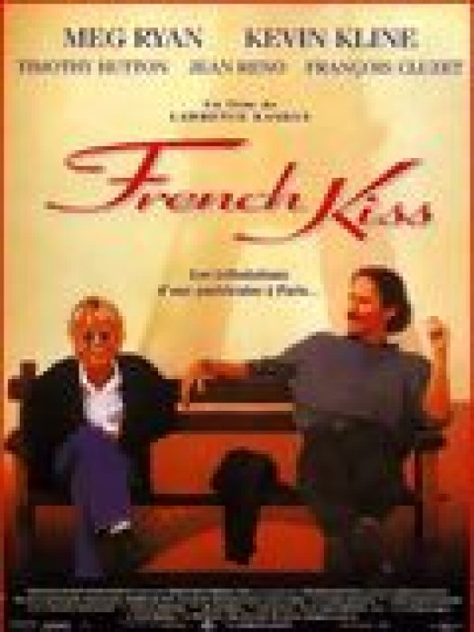French Kiss : Affiche