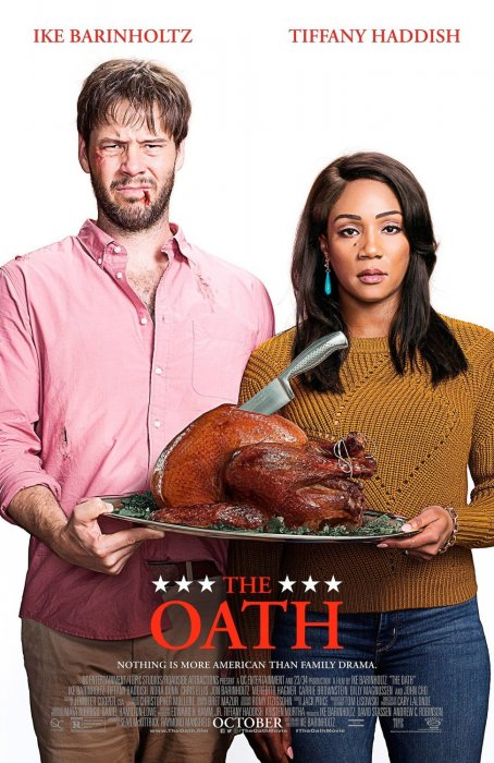 The Oath : Affiche