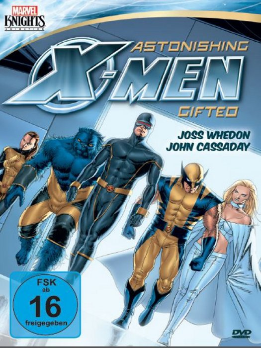 Astonishing X-Men: Gifted : Affiche