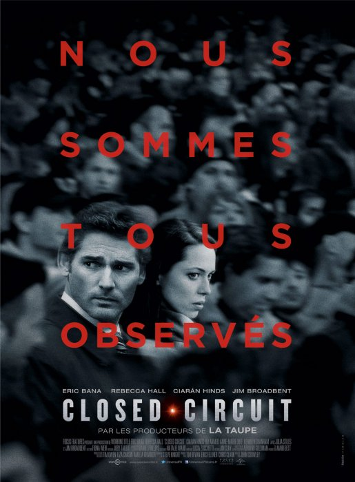 Closed Circuit : Affiche