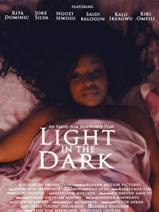 Light in the Dark : Affiche